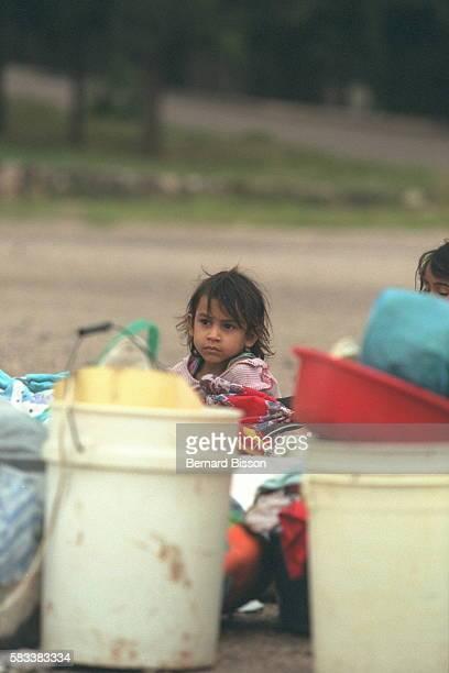 HONDURAS AFTER CYCLONE MITCH
