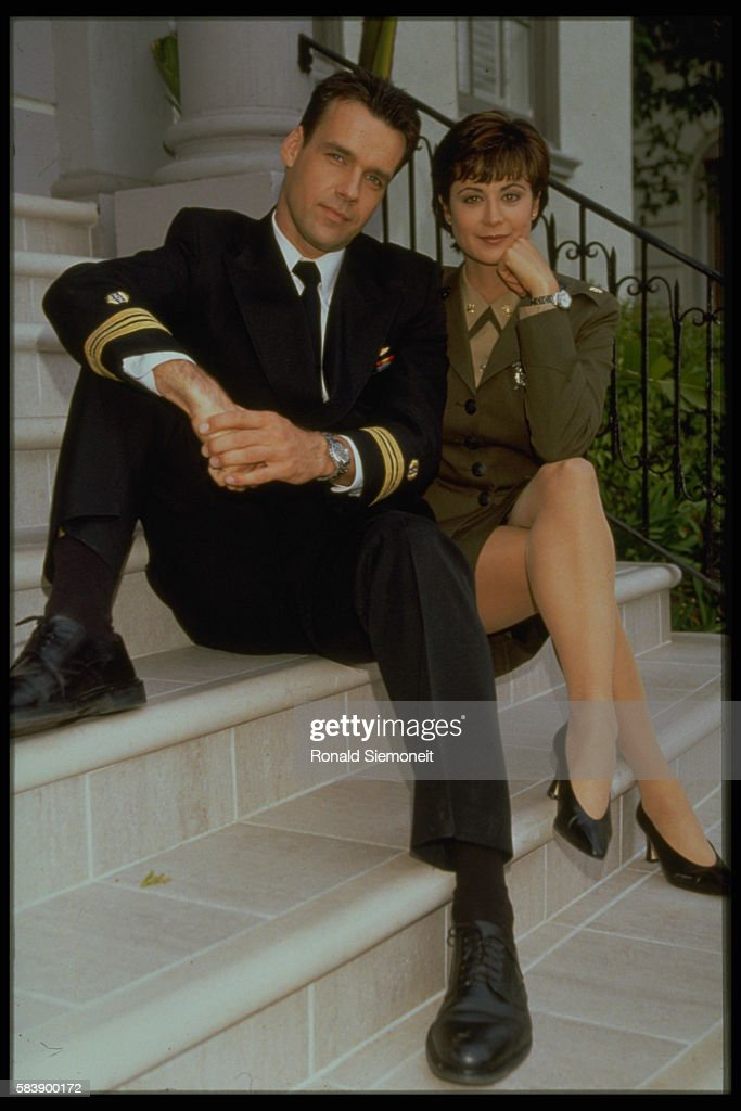 THE AMERICAN TELEVISION SERIES 'JAG' : News Photo