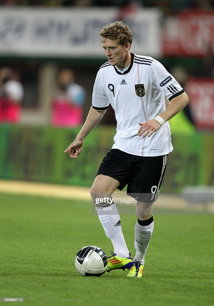 Andre Schurrle Schuerrle Fussball Em Qualifikation 2012