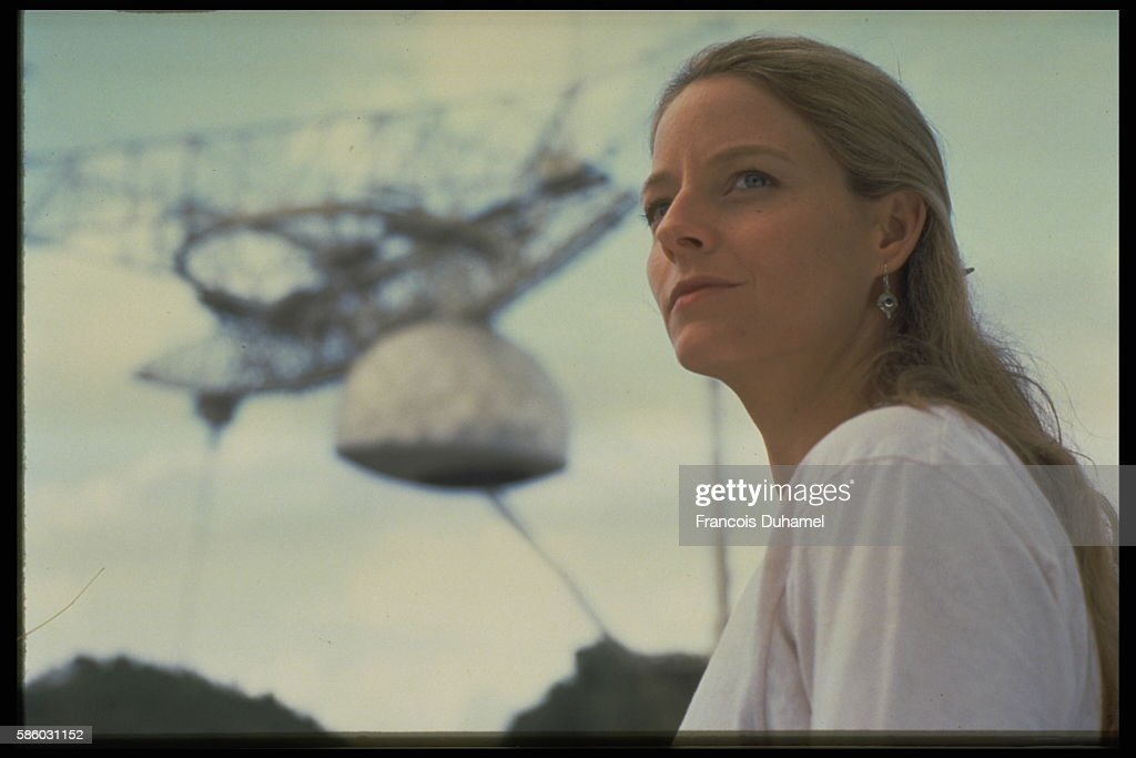 FILM 'CONTACT' BY ROBERT ZEMECKIS : News Photo