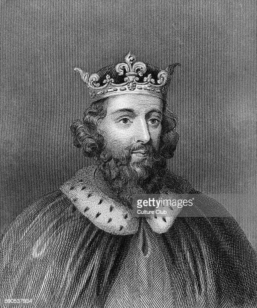 King Alfred The Great portrait King of Wessex from 871 to 899 849 October 899