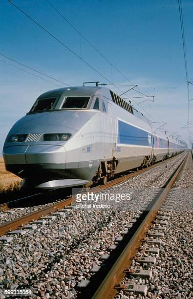 THE 'TGV ATLANTIQUE'