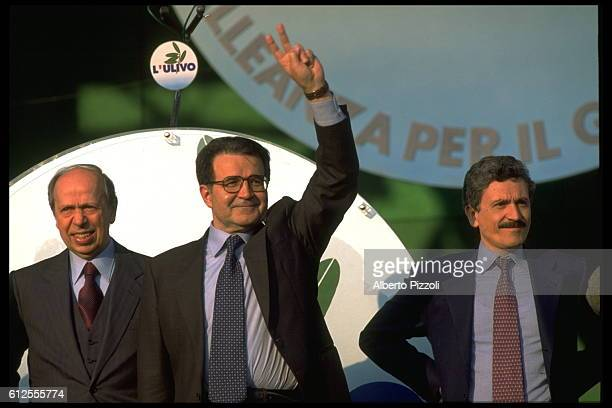 CLOSING OF THE ELECTORAL CAMPAIGN IN ITALY