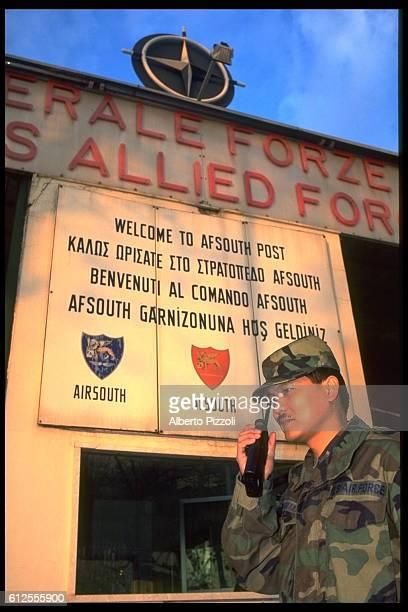 US TROOPS PREPARE TO LEAVE BOSNIA