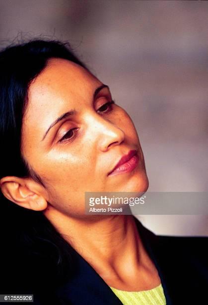 SALIMA GHEZALI, DIRECTOR OF 'LA NATION'