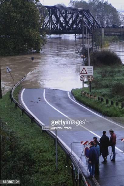 FATAL FLOODING IN PIEMONT