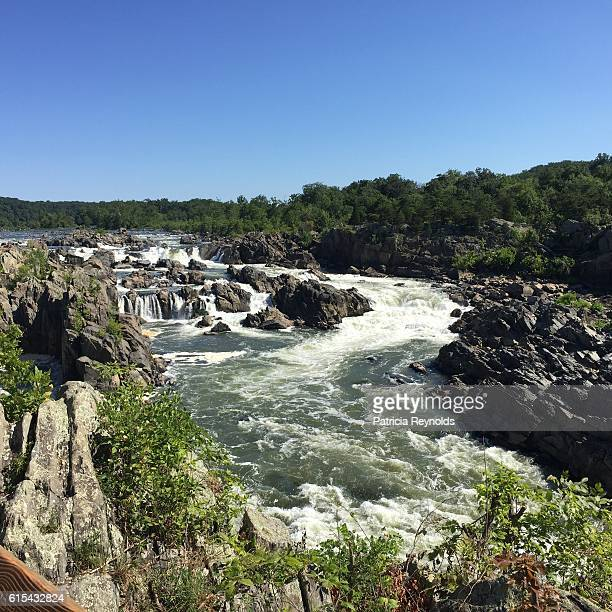 great falls of potomac - potomac maryland stock pictures, royalty-free photos & images