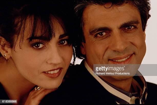 ENRICO MACIAS RECORDS A TRACK WITH HIS DAUGHTER