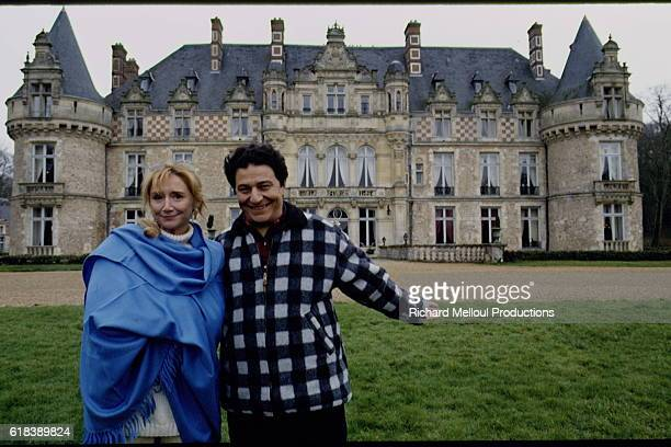 MARIE ANNE CHAZAL AND CHRISTIAN CLAVIER
