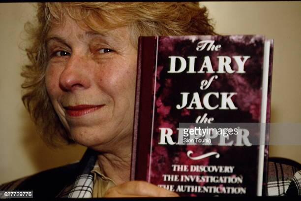 SHIRLEY HARRISON PUBLISHES 'JACK THE RIPPER'