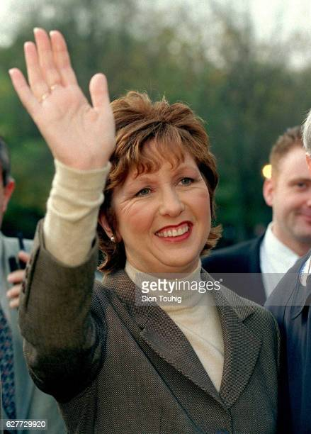 MARY MCALEESE WINS THE IRISH ELECTIONS