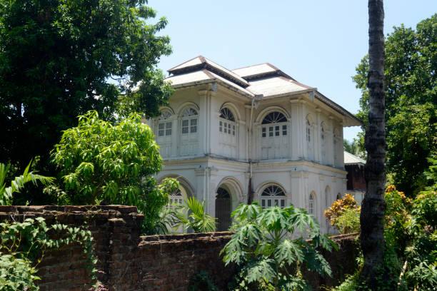 ASIA MYANMAR BURMA MYEIK COLONIAL ARCHITECTURE