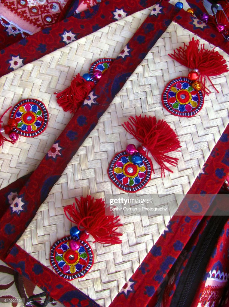 Handicrafts Of Sindh Stock Photo Getty Images