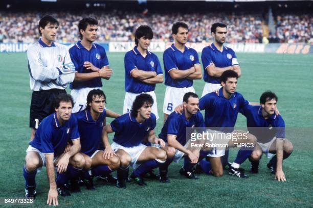 ITALY TEAM GROUP FOR THE SEMI FINAL