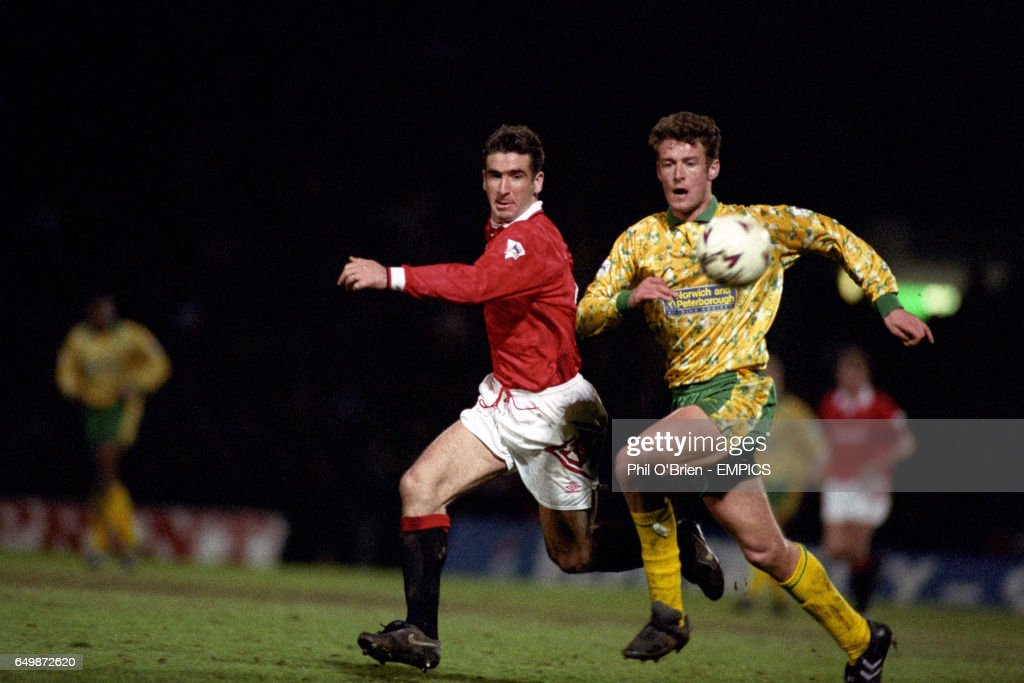 Soccer - Premier League - Norwich City v Manchester United - Carrow Road : News Photo
