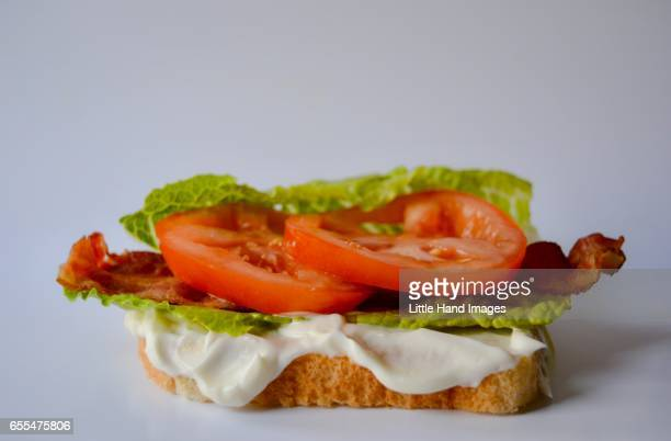 blt - mayonnaise stock pictures, royalty-free photos & images