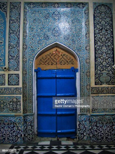 DOORWAYS OF VARIOUS PLACES OF PAKISTAN