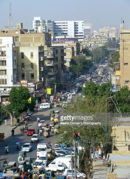 M. A. JINNAH ROAD -THE OLD CITY AREAS OF KARACHI