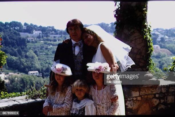 MARRIAGE OF BILL WYMAN AND SUSANNE ACCOSTA