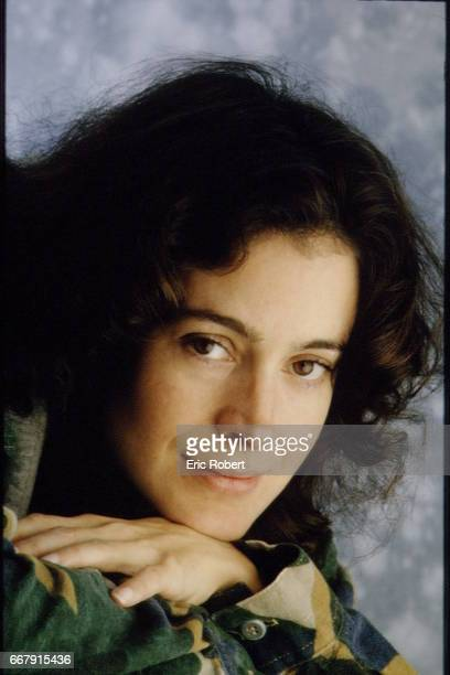 THE AMERICAN ACTRESS SEAN YOUNG AT THE COGNAC FESTIVAL