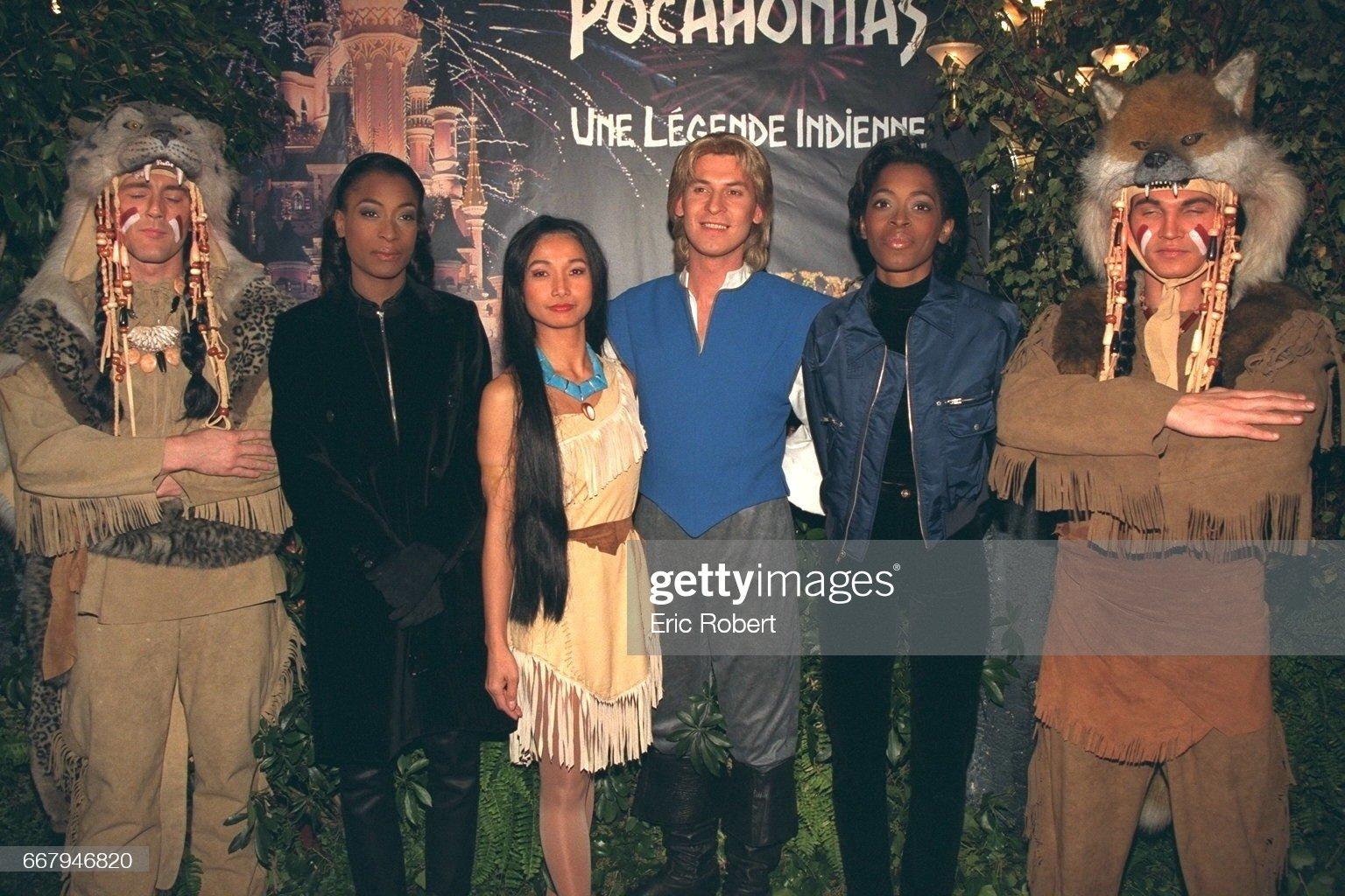 Pocahontas, une Légende Indienne [Walt Disney - 1995] - Page 13 -picture-id667946820?s=2048x2048
