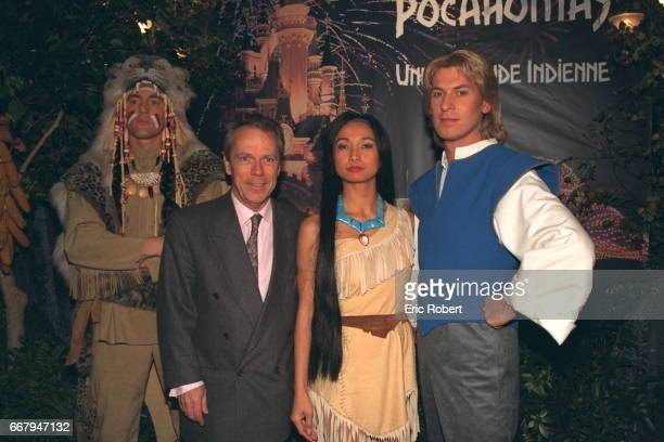 FEATURE 'POCAHONTAS' AT THE GRAND REX