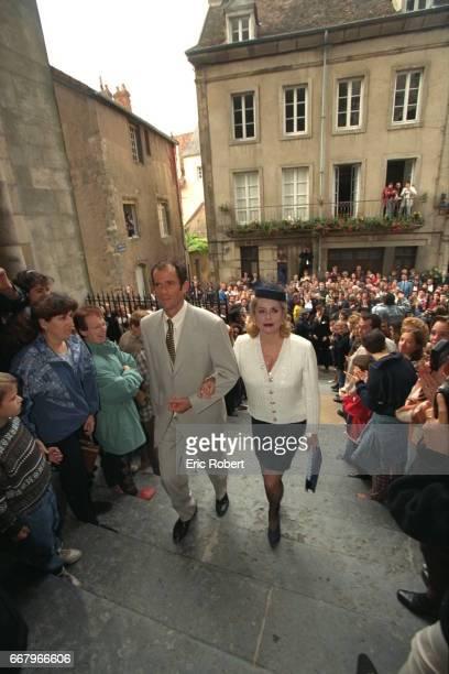 MARRIAGE OF C VADIM AND CAROLINE BUFFALINI