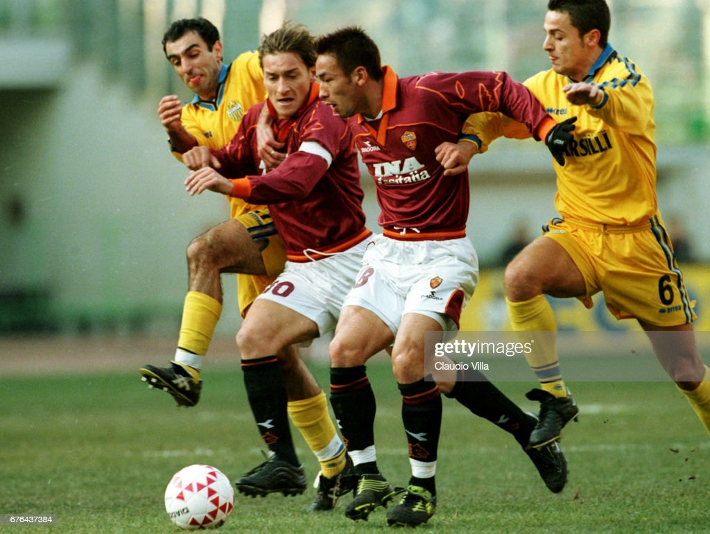SERIE A 1999/2000... : ニュース写真
