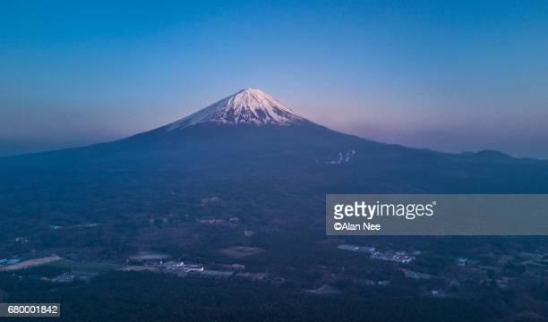 富士山 - nee nee fotografías e imágenes de stock
