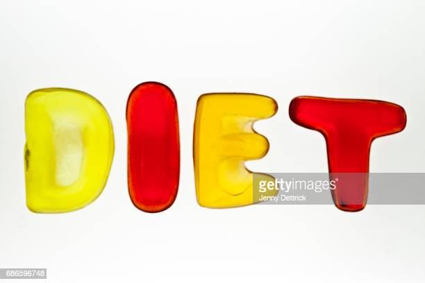 diet - irony stockfoto's en -beelden