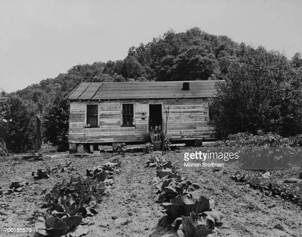 Home Appalachia Poverty Series Kentucky 1969
