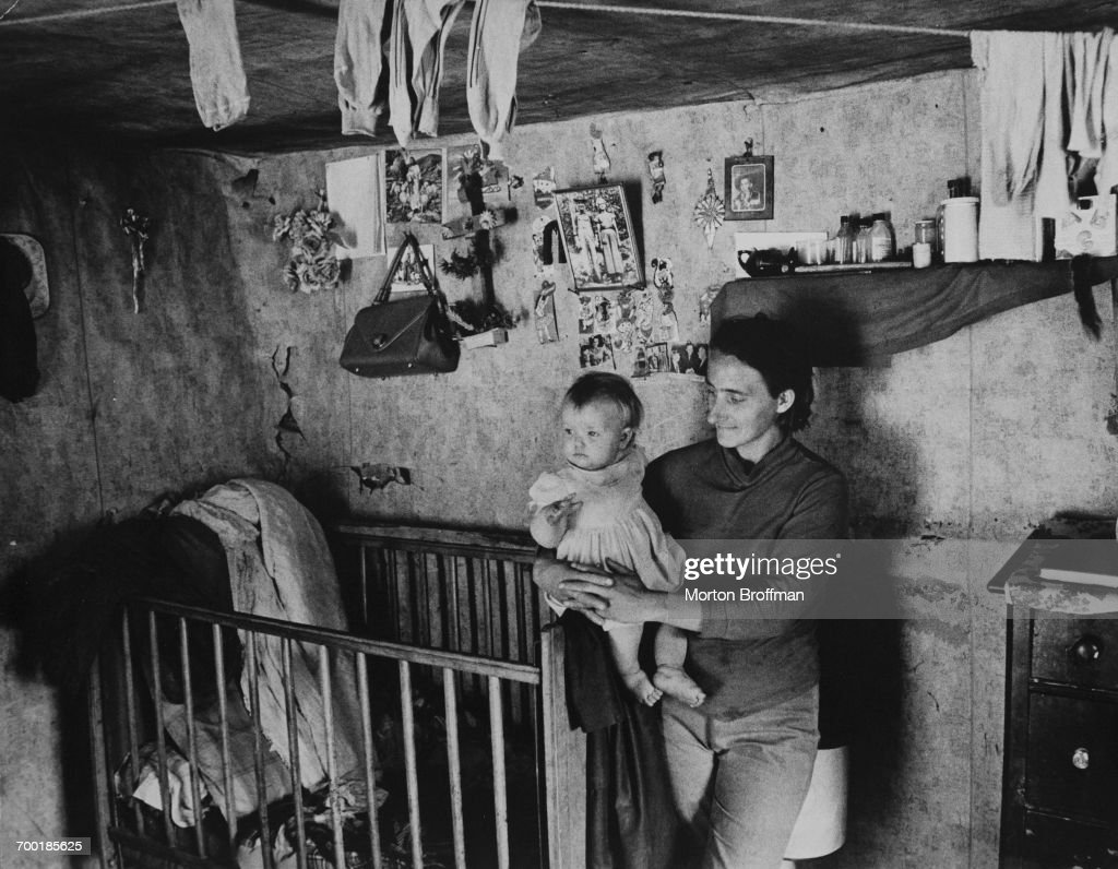 Kentucky Mother and Child : News Photo