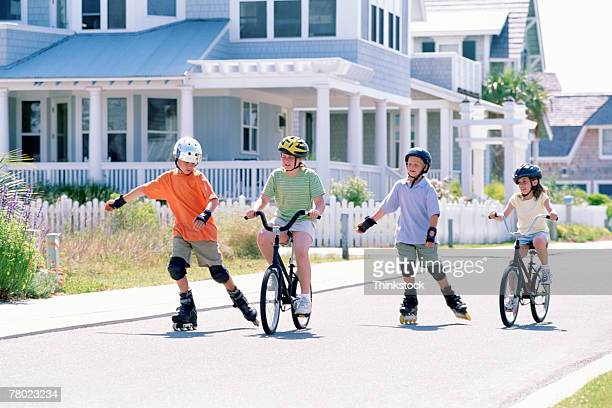 thc0016536 - inline skate stock photos and pictures