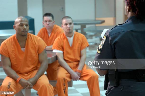 thc0024324 - prison guard stock pictures, royalty-free photos & images