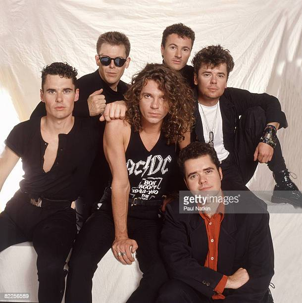 Inxs stock pictures and images