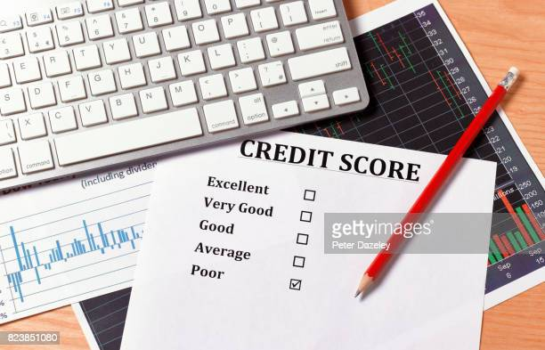 credit assessment poor - credit score stock pictures, royalty-free photos & images