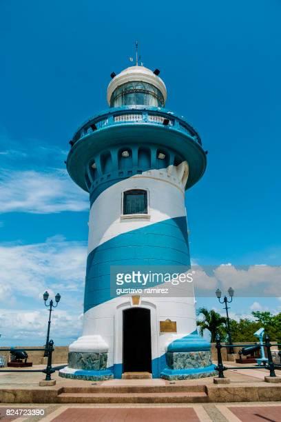 lighthouse - guayaquil fotografías e imágenes de stock