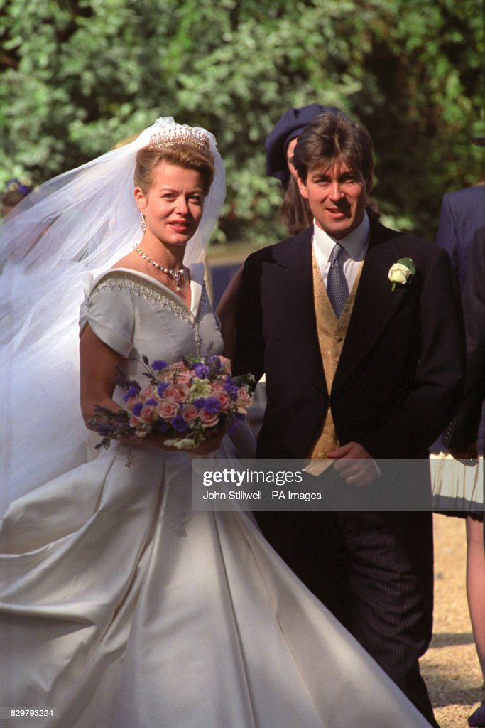 Royalty - Wedding of Lady Helen Windsor and Tim Taylor : News Photo