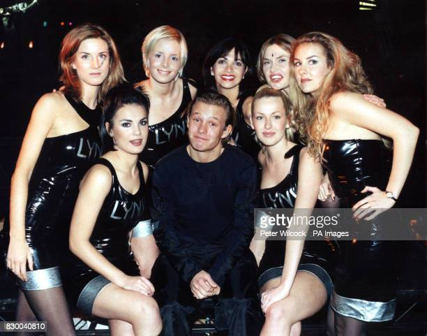 CHARACTER 'NICKY PLATT' ATTENDS THE FANTASIA NIGHT CLUB AT THE GMEX CENTRE IN MANCHESTER