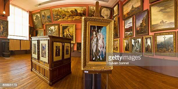 gustave moreau museum, paris, france - arte, cultura e spettacolo foto e immagini stock