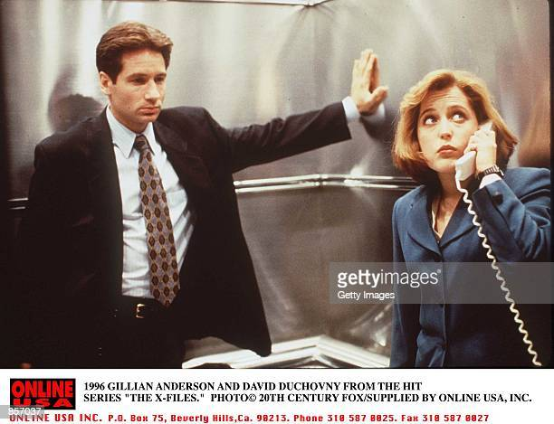 THE 'XFILES'