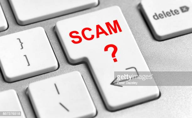 scam? to press or not to press - monogram stock pictures, royalty-free photos & images