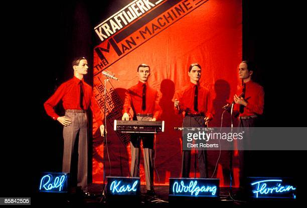 UNITED STATES JANUARY 01 KRAFTWERK