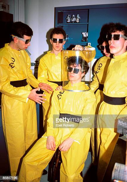 Photo of DEVO