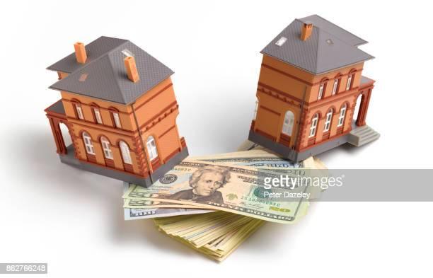 HALF HOUSE,DIVORCE SETTLEMENT, SUBPRIME MARKET