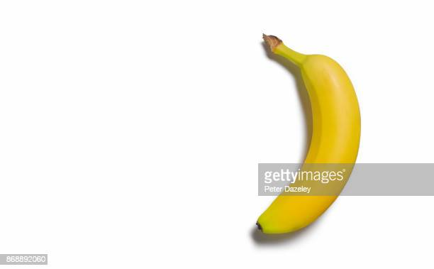 BANANA LANDSCAPE WITH COPY SPACE