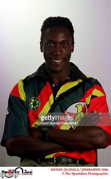 HENRY OLONGA / ZIMBABWE 1998.