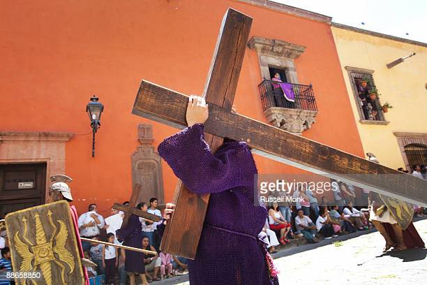 GOOD FRIDAY PROCESSION IN MEXICO