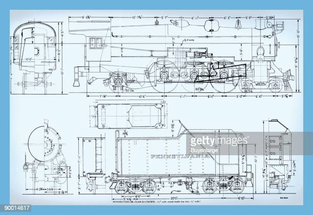 60 Top Steam Locomotive Drawings Pictures, Photos, & Images
