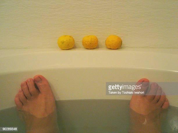 YUZU-YU ( Yuzu Orange Bath)